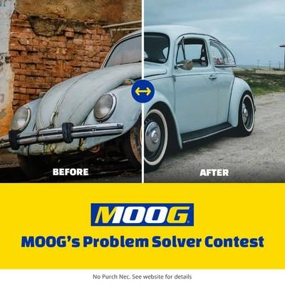 The MOOG® Problem Solver Contest Is Now Live!