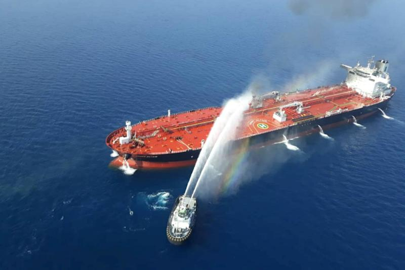 UK Says Seized Iranian Oil Tanker Could be Released if Tehran Guarantees Vessel Will Not Breach Sanctions