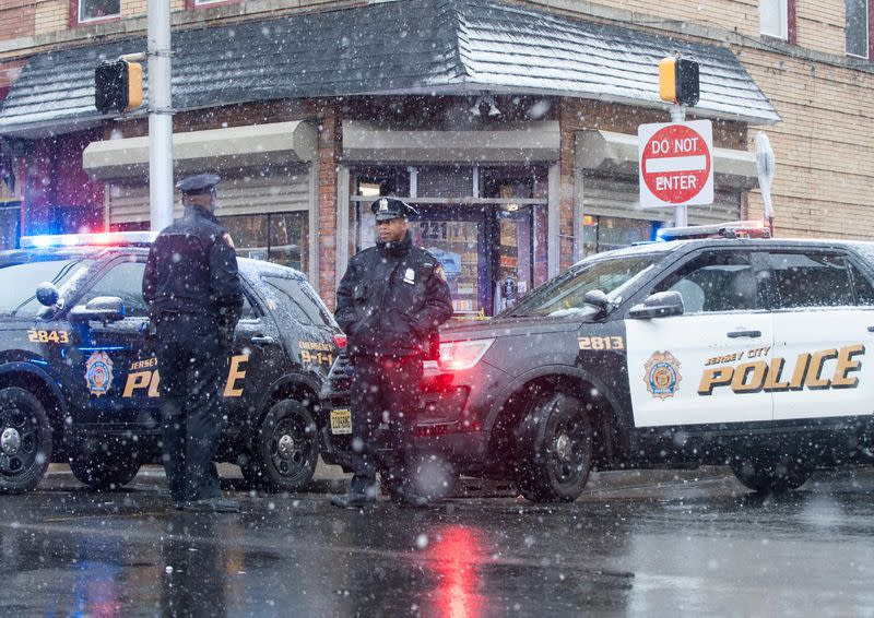 New Jersey kosher market shooters planned another attack, possibly on Jews: prosecutor