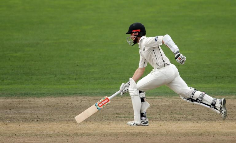 Kane Williamson scored 176 as New Zealand reached 397-6 at lunch on day four of the deciding Test against South Africa