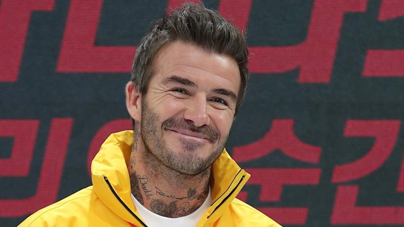 David Beckham's 4 Kids Meet His LA Galaxy Statue for the First Time: See Its Sweet Tribute to Them