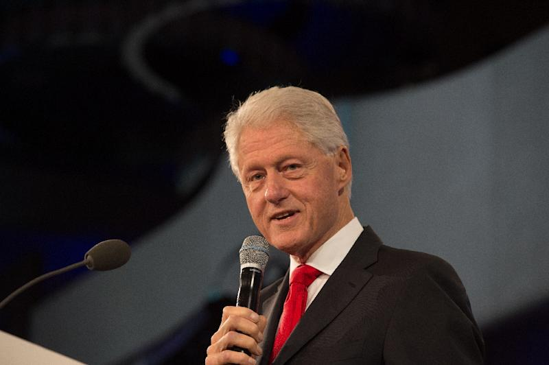 Then-President Bill Clinton pardoned Marc Rich, once one of the FBI's most wanted fugitives on charges of tax evasion, on the last day of his presidency in January 2000