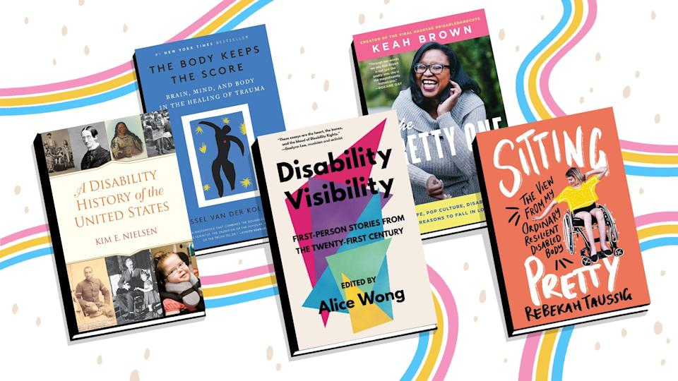 Celebrate disability pride all year long with these ten books!