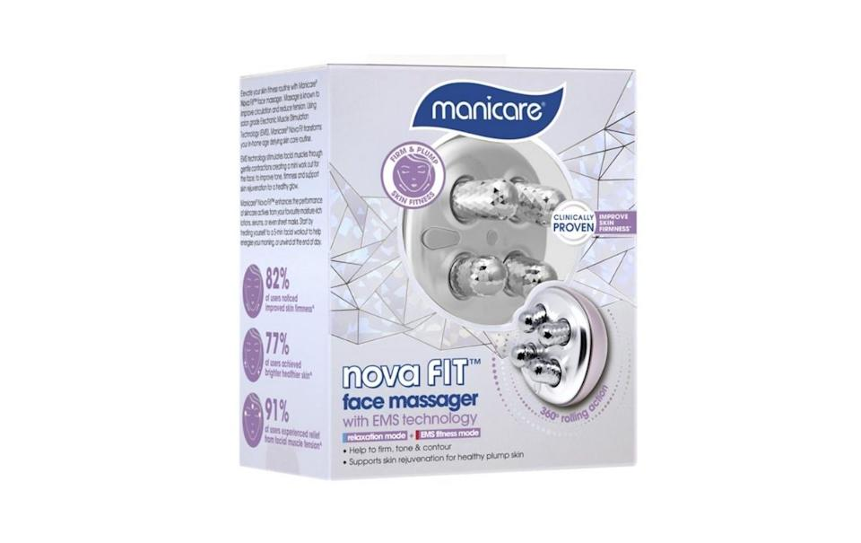 Manicare Nova Fit Face Massager - now $68.99 down from $114.99