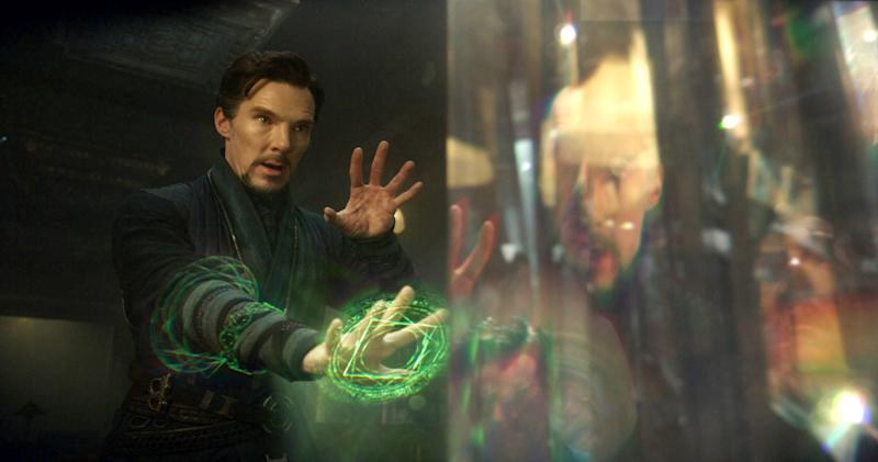 Doctor Strange Director Ditches Sequel, Joining a Proud History of Disney Director Drama