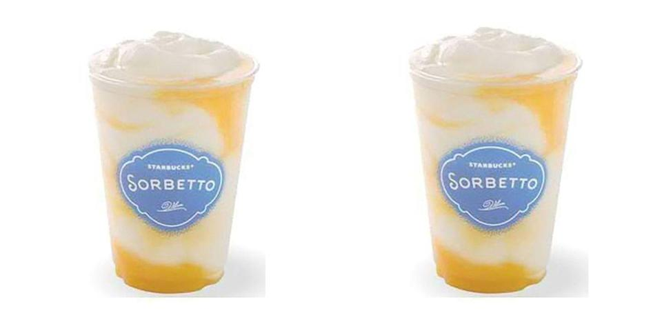 "<p>In 2008, Starbucks took their love for making drinkable desserts to another level. The Sorbetto—their drinkable version of sorbet—was a frozen drink was packed with sugar. Tested in the Southern California market, the drink was dropped from the menu just a short year later. According to Reuters (via Business Insider), <a href=""https://www.businessinsider.com/failed-starbucks-products-2013-11?op=1%20#sorbetto-6"" rel=""nofollow noopener"" target=""_blank"" data-ylk=""slk:the drink"" class=""link rapid-noclick-resp"">the drink</a> ""failed to wow consumers and cleaning the machine that dispensed Sorbetto was a bane to baristas, who complained that it added about 45 minutes to closing duties."" Oof. </p>"