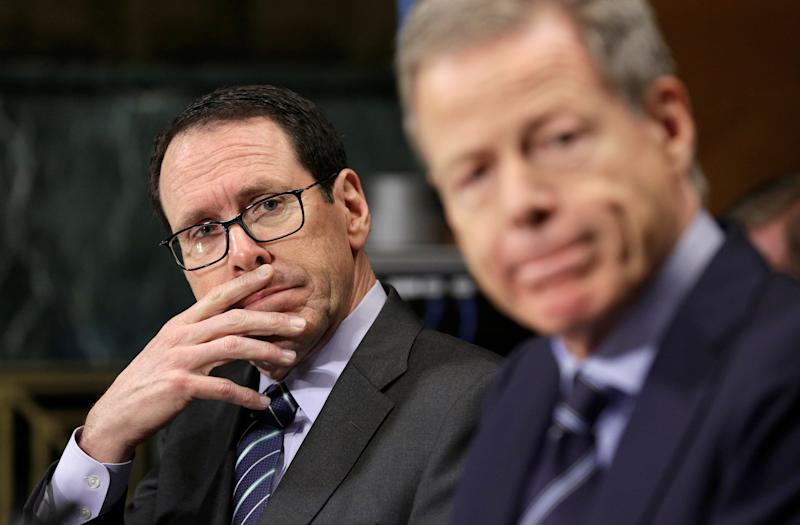 Justice Department Will Sue to Stop AT&T-Time Warner Merger