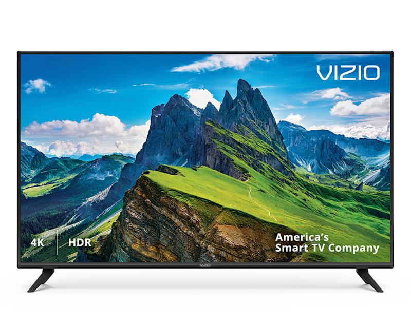 VIZIO 50-inch Class 4K Ultra HD TV. (Photo: Walmart)