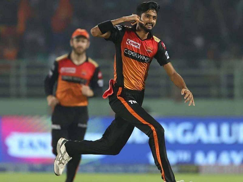 Khaleel Ahmed revealed that his favourite moment from IPL 2019 was dismissing Virat Kohli