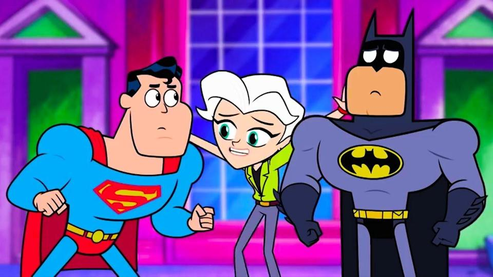 Kal-El Cage plays a young Bruce Wayne in Teen Titans Go! to the Movies