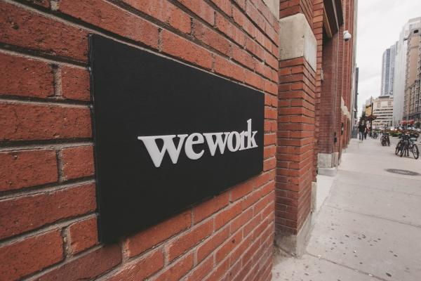 WeWork set to axe 4000 jobs
