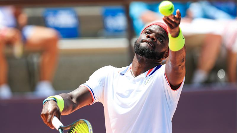 Coronavirus: Tiafoe contracts COVID-19, withdraws from Atlanta ...
