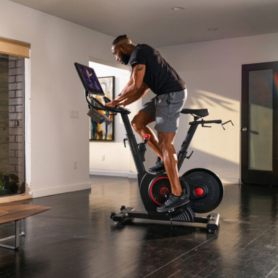 Echelon Connect EX5S Spin Bike (Photo via Best Buy)