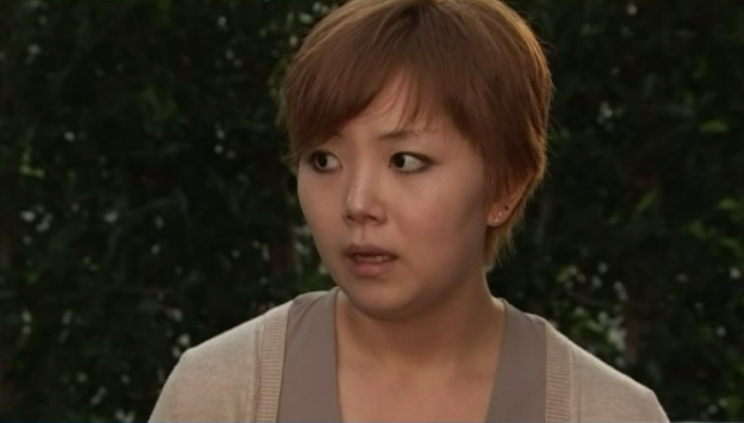A racist Airbnb host denied Dyne Suh (pictured) lodging because of her race. (Photo: NBC4)