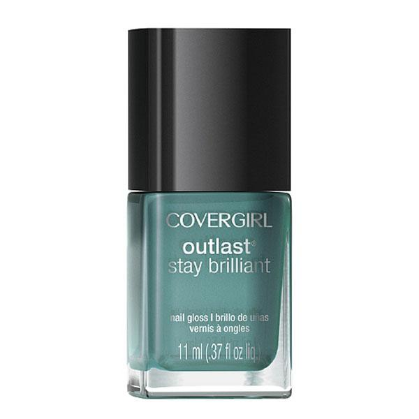 "<div class=""caption-credit""> Photo by: drugstore.com</div><div class=""caption-title""></div><a target="""" href=""http://www.drugstore.com/covergirl-outlast-stay-brilliant-nail-gloss-mint-mojito-285/qxp452161?catid=183598""><b>CoverGirl Outlast Stay Brilliant Nail Gloss in Mint Mojito, $4.99</b></a> <br> For almost-matching tips, try this ultra-shiny nail polish. <b><br></b>"