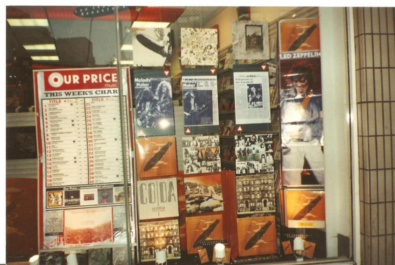 <p>Red aisles, bargain music.</p><p><i>tightbutloose.co.uk</i></p>