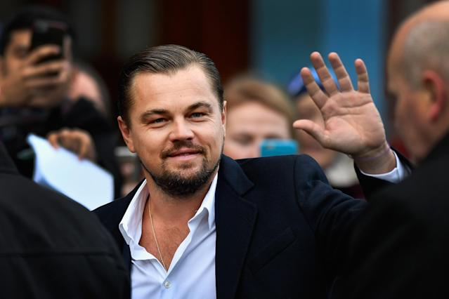 Leonardo DiCaprio likes his privacy. (Photo: Getty Images)
