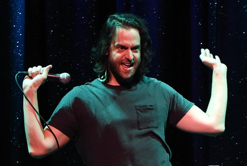"Comedian Chris D'Elia, known for his four Netflix stand-up specials and a recent appearance on crime thriller series ""You,"" is responding to allegations of sexual misconduct."