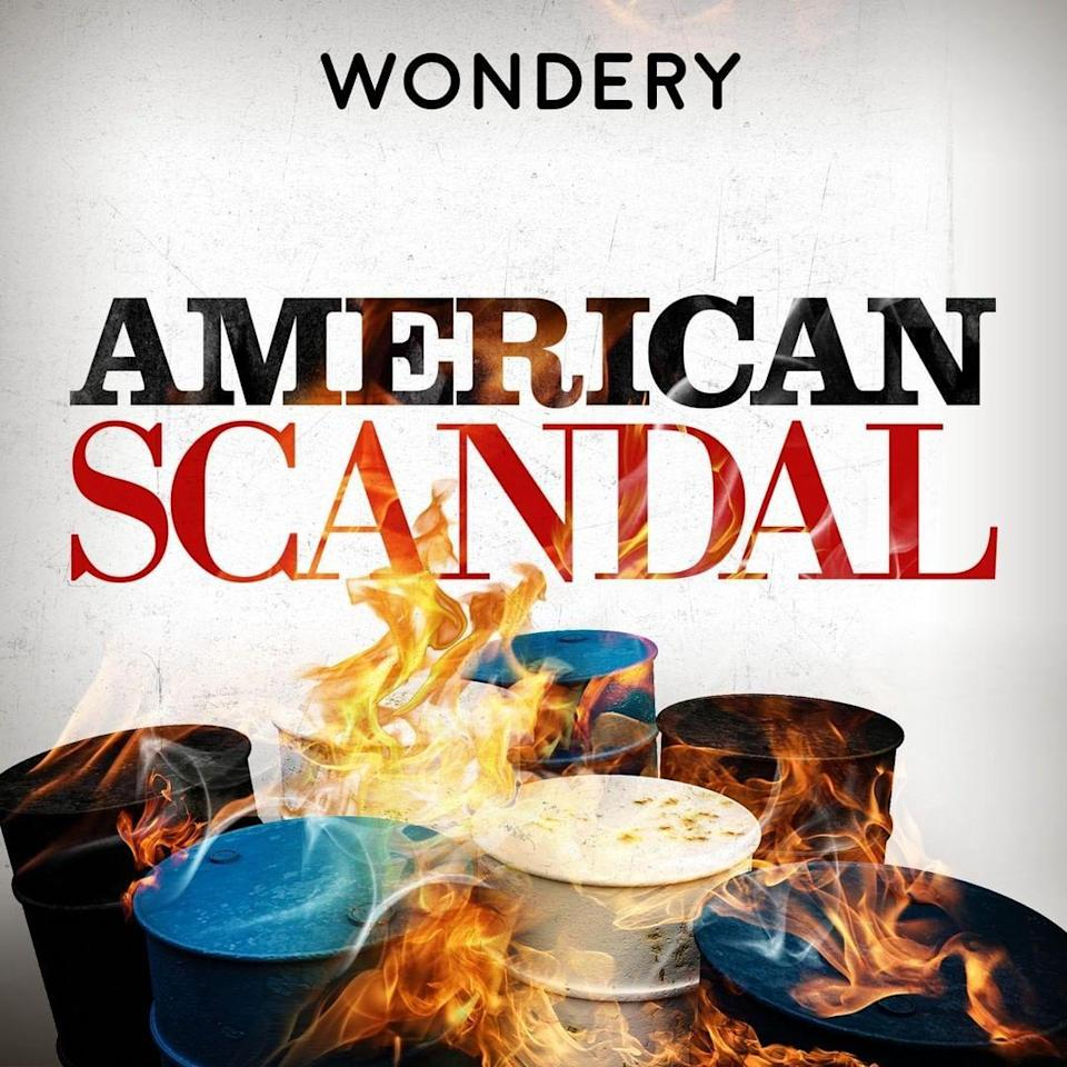 """<p>Not all crimes involve blood and gore. This podcast examines scandals in sports, business, politics and more, revealing takedowns of the high profile individuals involved. If you'd like to round out your true crime podcast diet, add this one to your repertoire.</p><p><a class=""""link rapid-noclick-resp"""" href=""""https://go.redirectingat.com?id=74968X1596630&url=https%3A%2F%2Fitunes.apple.com%2Fus%2Fpodcast%2Famerican-scandal%2Fid1435516849%3Fmt%3D2&sref=https%3A%2F%2Fwww.goodhousekeeping.com%2Flife%2Fentertainment%2Fg27009615%2Fbest-true-crime-podcasts%2F"""" rel=""""nofollow noopener"""" target=""""_blank"""" data-ylk=""""slk:LISTEN NOW"""">LISTEN NOW</a></p><p><strong>RELATED: </strong><a href=""""https://www.goodhousekeeping.com/life/news/a47724/larry-nassar-abuse-victims-court-statements/"""" rel=""""nofollow noopener"""" target=""""_blank"""" data-ylk=""""slk:Read the Powerful Statements Shared in Court by Larry Nassar's Abuse Victims"""" class=""""link rapid-noclick-resp"""">Read the Powerful Statements Shared in Court by Larry Nassar's Abuse Victims</a></p>"""