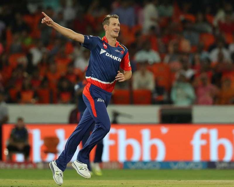 Chris Morris exhibits the qualities of a big hitter to compliment his fast bowling