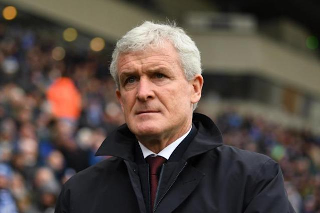 Southampton boss Mark Hughes warns Arsenal to expect a reaction from West Ham thumping