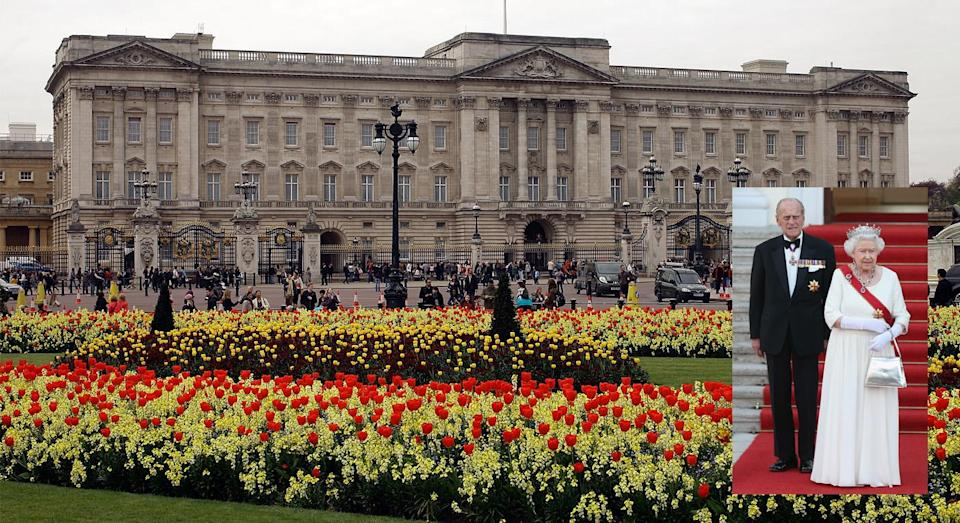 <p>Buckingham Palace is the Queen's main residence during the working week. However, the royal couple head to Windsor Castle most weekends and spend every August at Balmoral Castle in Scotland. Come Christmas, the royal duo enjoy the festive season at Sandringham House in Norfolk. <em>[Photo: Getty]</em> </p>