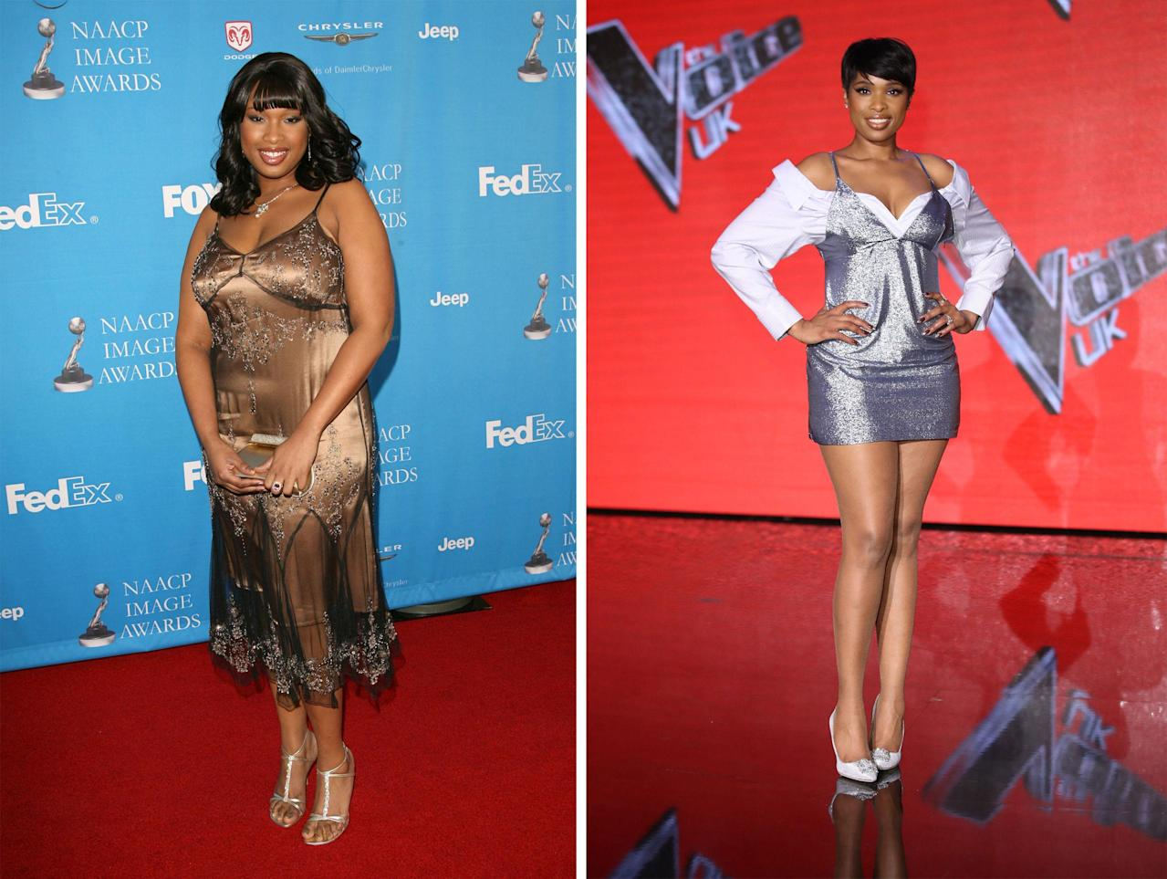 13 Most Dramatic Celebrity Weight Loss Before-And-Afters Of All Time