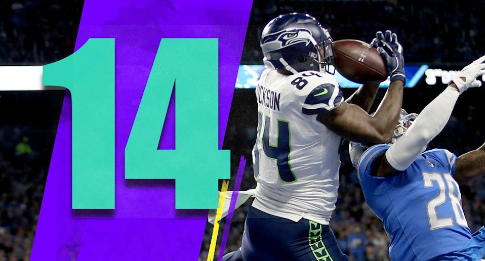 <p>The Seahawks are showing that having a high-end coach and quarterback fixes a lot. Pete Carroll is really good, and Russell Wilson is a magician. (Ed Dickson) </p>