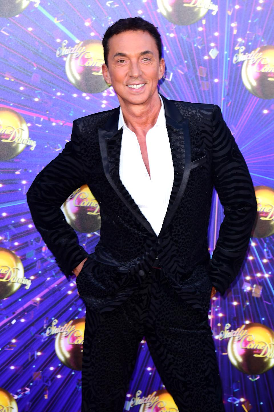 Embargoed to 1500 Friday August 21 File photo dated 26/8/2019 of Bruno Tonioli who will be missing from the Strictly Come Dancing judging panel for Saturday night shows when the series returns later this year, it has been confirmed.