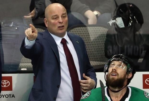 Fired Dallas Stars coach Jim Montgomery in rehab for alcohol abuse