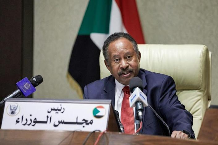 Sudan's civilian Prime Minister Abdalla Hamdok has stepped up controversial calls for reform to the military (AFP/-)
