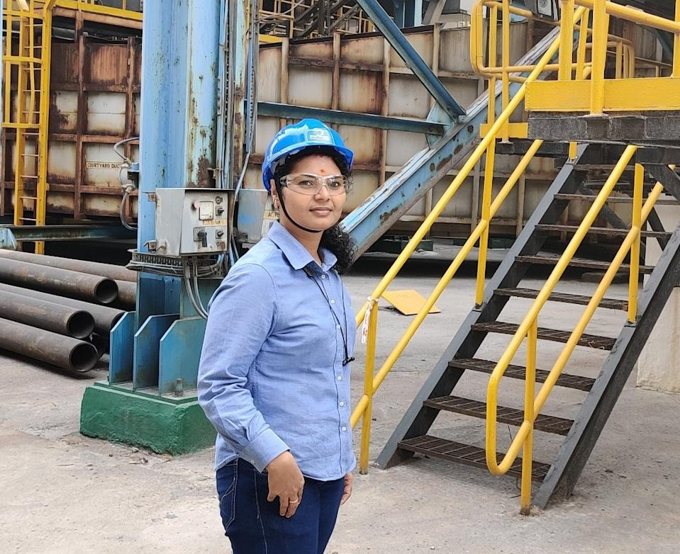 """Job Titles Are Still Restricted To Men In Metal Industry"": Jyothi Krishna of Vedanta"