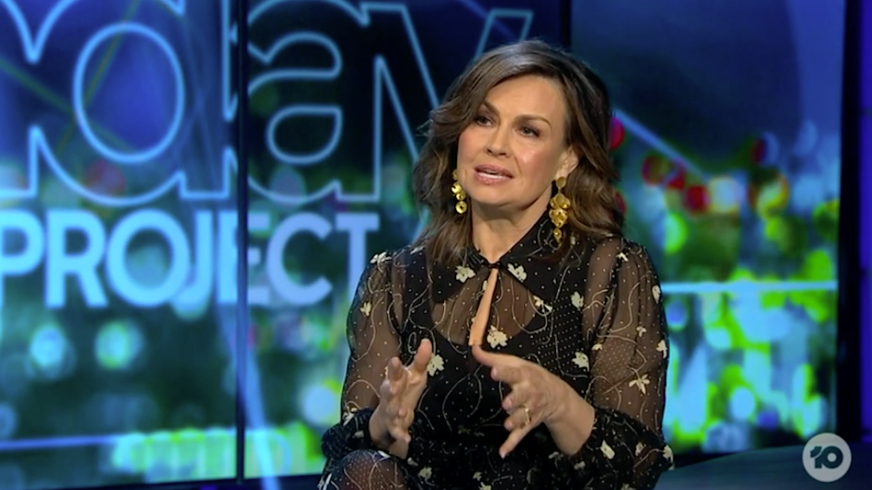 Lisa Wilkinson The Project Melissa Leong racism MasterChef interview
