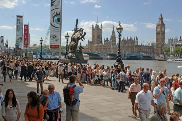 London hotels voted 'worst in Europe'