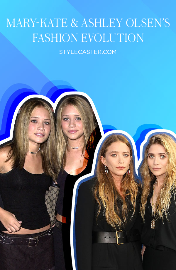 Mary-Kate & Ashley Olsen's Fashion Evolution, from Child Stars to Trendsetters | @stylecaster