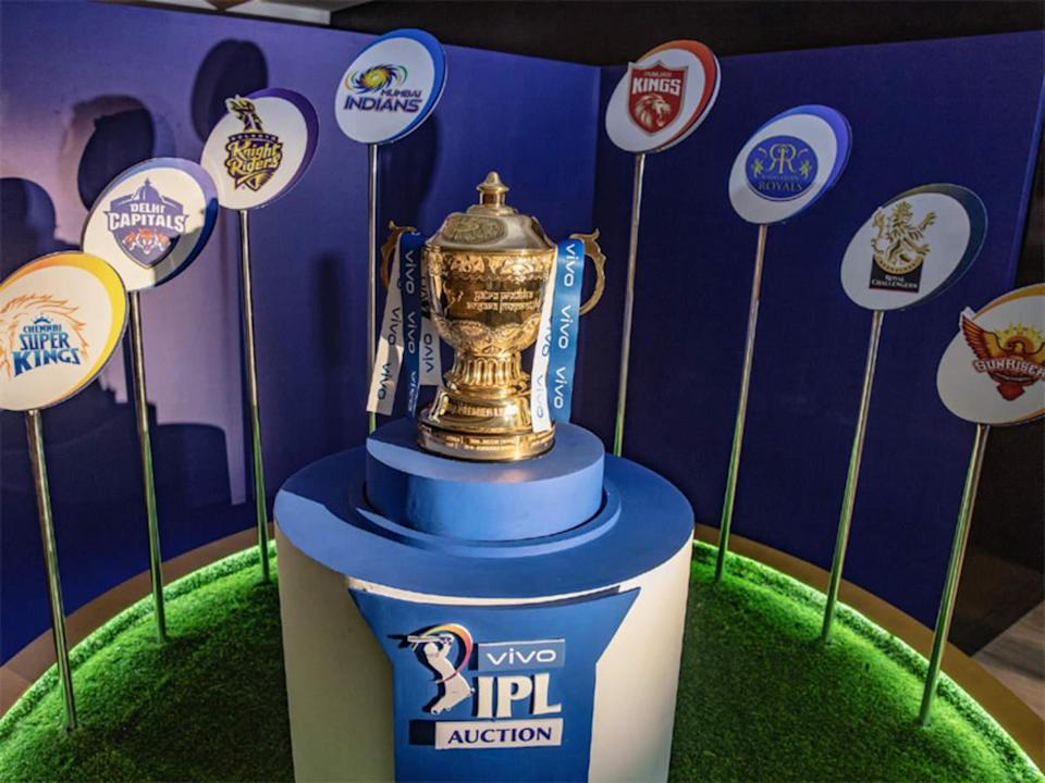 BCCI shortlists six cities for two new franchises for IPL 2022