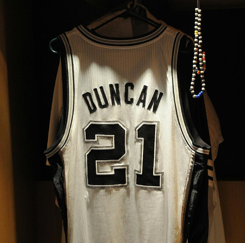 6a00df70e0b The San Antonio Spurs will nost a ceremonty to retire the jersey of  five-time