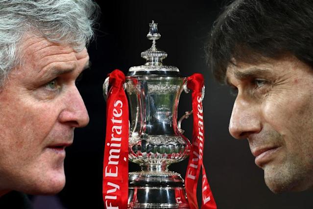 Chelsea vs Southampton LIVE latest score: FA Cup semi-final goal updates, TV and how to follow online, team news and line-ups at Wembley Stadium