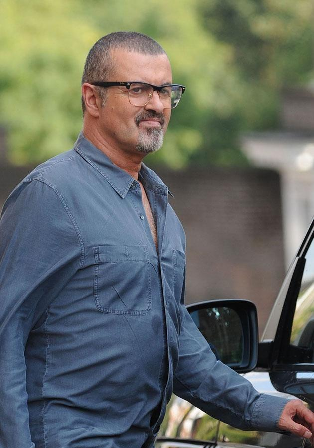 Fadi says George was happy and 'looking forward to Christmas' before he died. Source: Getty