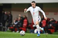 Phil Foden enjoyed an outstanding campaign with Manchester City