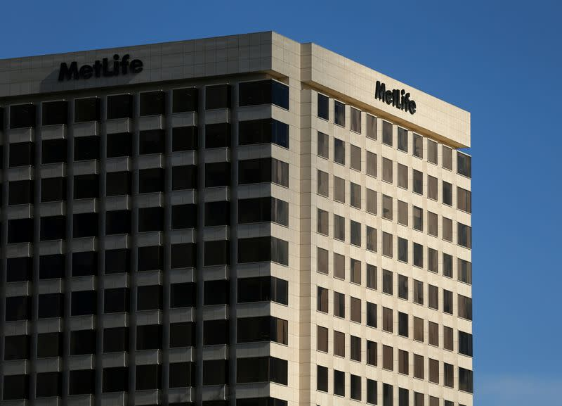 Metlife assumes about 200,000 COVID-19 deaths in U.S. in third quarter