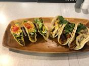 """<p><a href=""""https://casa-taco.com/"""" rel=""""nofollow noopener"""" target=""""_blank"""" data-ylk=""""slk:Casa Taco"""" class=""""link rapid-noclick-resp"""">Casa Taco</a> makes its food every single day from scratch, so you know you won't be getting leftover meat from the day before or veggies that have gone bad.</p><p><em>Check out <a href=""""https://www.facebook.com/CasaTacoABQ/"""" rel=""""nofollow noopener"""" target=""""_blank"""" data-ylk=""""slk:Casa Taco on Facebook."""" class=""""link rapid-noclick-resp"""">Casa Taco on Facebook.</a></em></p>"""