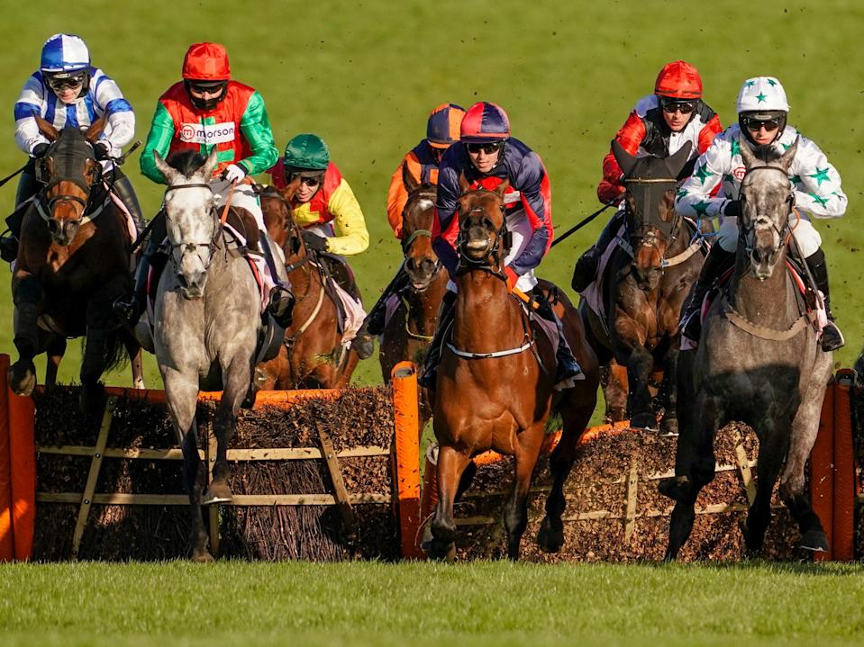 A general view of Cheltenham Festival (Getty Images)