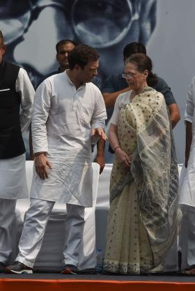 Can Congress set aside the dynasty factor?