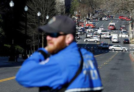 Latest Washington security scare: driver flees traffic stop, shots fired
