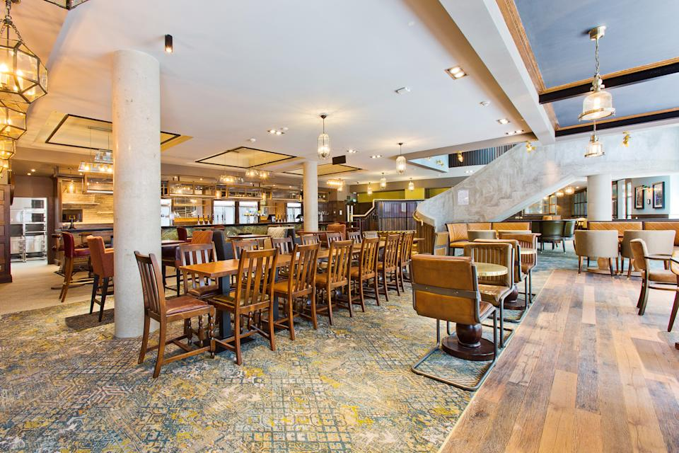 Keavan's Port features a 9,000 square foot pub. Photo: JD Wetherspoon
