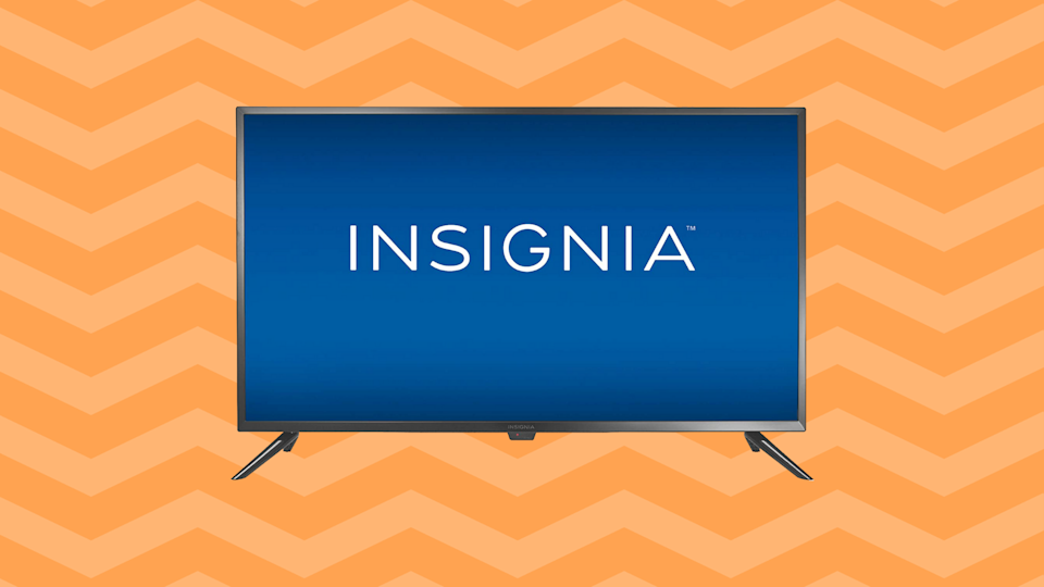 Save 39 percent on the Insignia 39-inch Smart HD TV—Fire TV Edition. (Photo: Amazon)