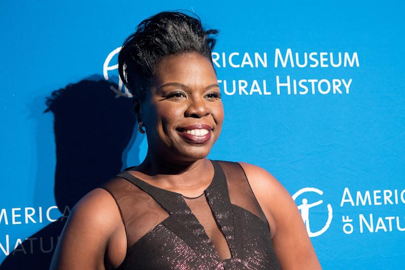 Leslie Jones Is Clearly Having a Fabulous Tropical Vacation and Wants You Know About It