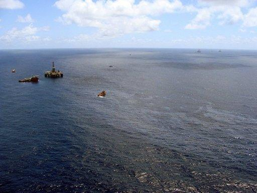 Chevron to pay $155 million for Brazil oil spill