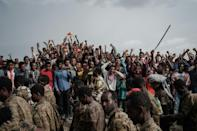Last week the TDF paraded what it said were thousands of captive Ethiopian soldiers through the streets of Mekele